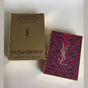 YSL LE Couture Palette Wild Illusion New